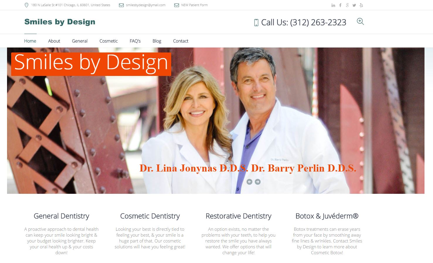 smilesbydesign_liftconversions_webdesign