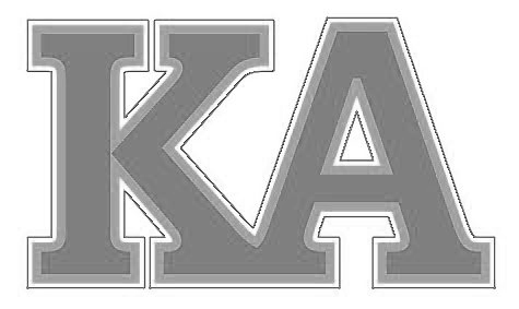 THE KAPPA ALPHA ORDER